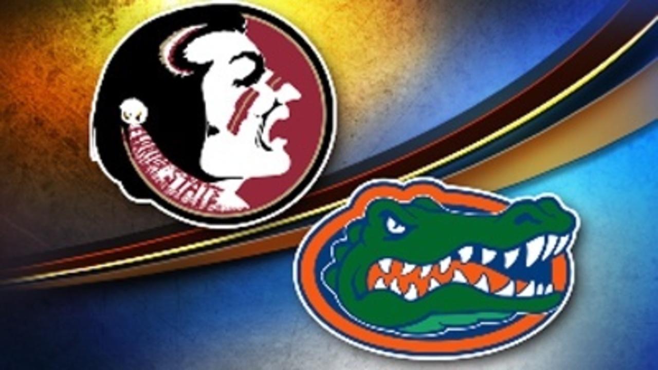 FSU-vs--UF_186662_ver1.0_1280_720 Florida State uses 2 defensive TDs to beat Florida 38-22