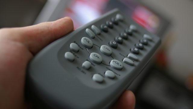 TV remote, television_71468