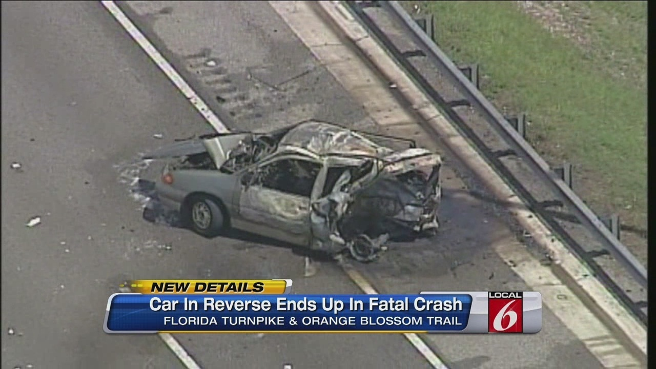 Orlando News Fatal Car Crash