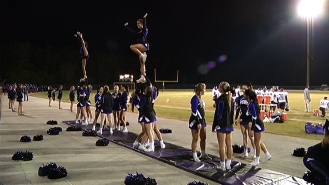 Serious Cheerleading Injuries On the Rise Due to Dangerous Stunts pictures