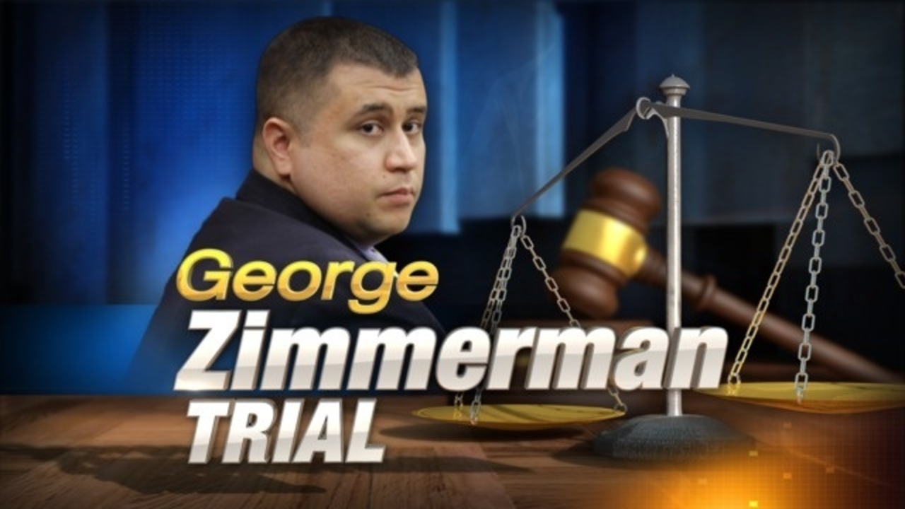the zimmerman trial The zimmerman trial opening statements and witness testimony in the trial of george zimmerman got underway monday morning and, as many of you noticed, i was anchoring coverage of the trial on hln.