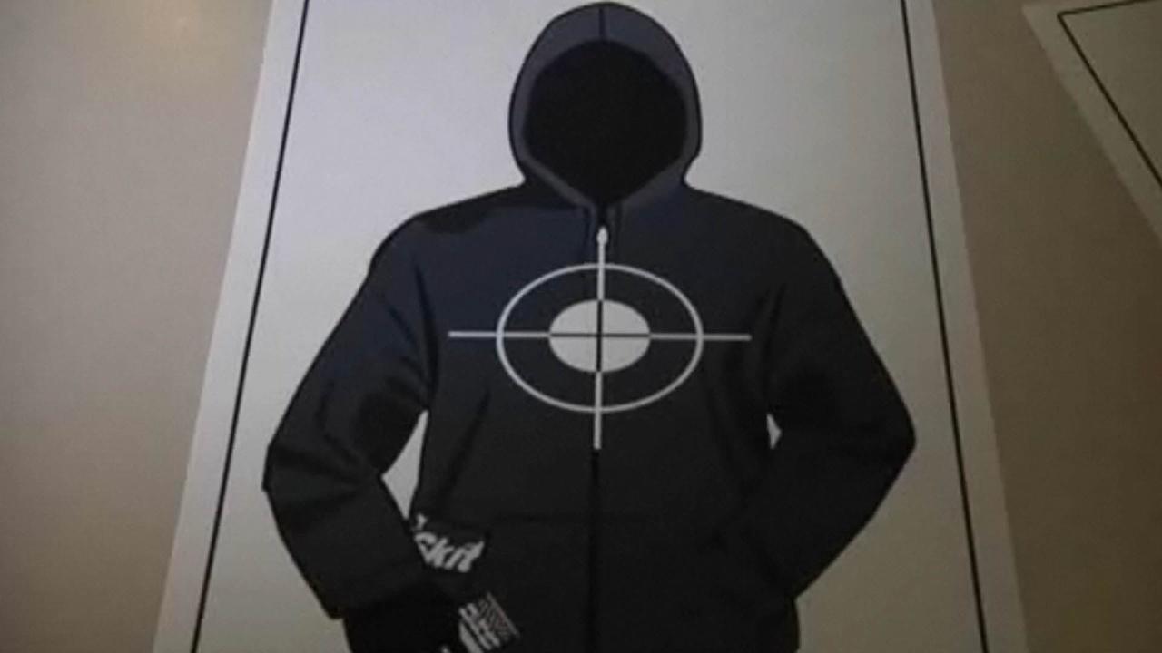 Shooting Range Orlando >> Trayvon Martin gun range targets sold online