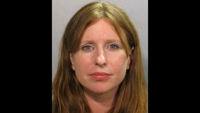 Jaime Rathje - Duval Co. mug shot