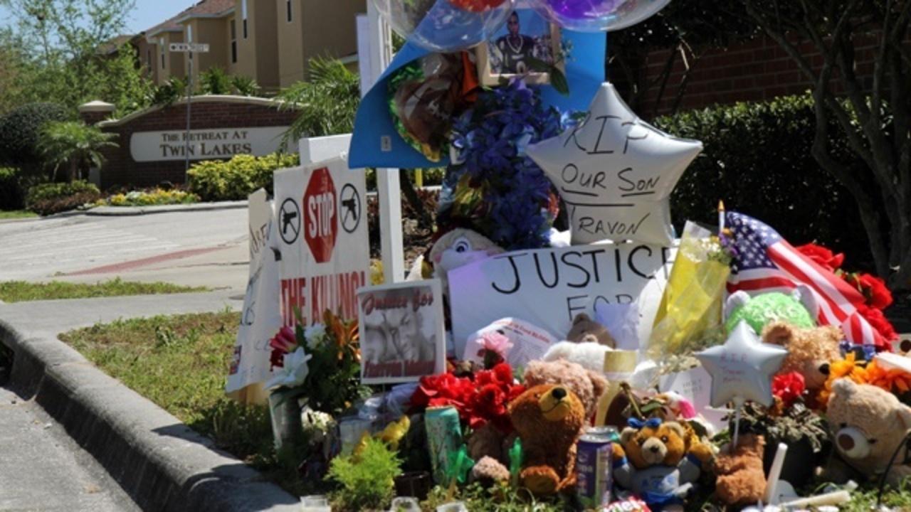 Controversy sparks over Trayvon Martin memorial