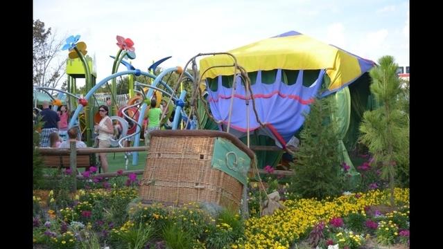 oz balloon tent_19207838
