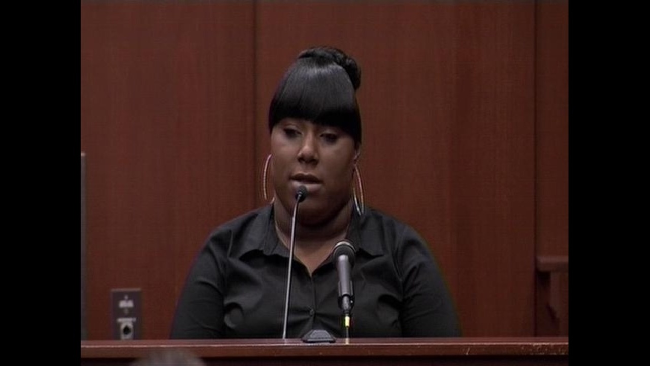 Trayvon Martin S Friend Witness 8 Testifies In George