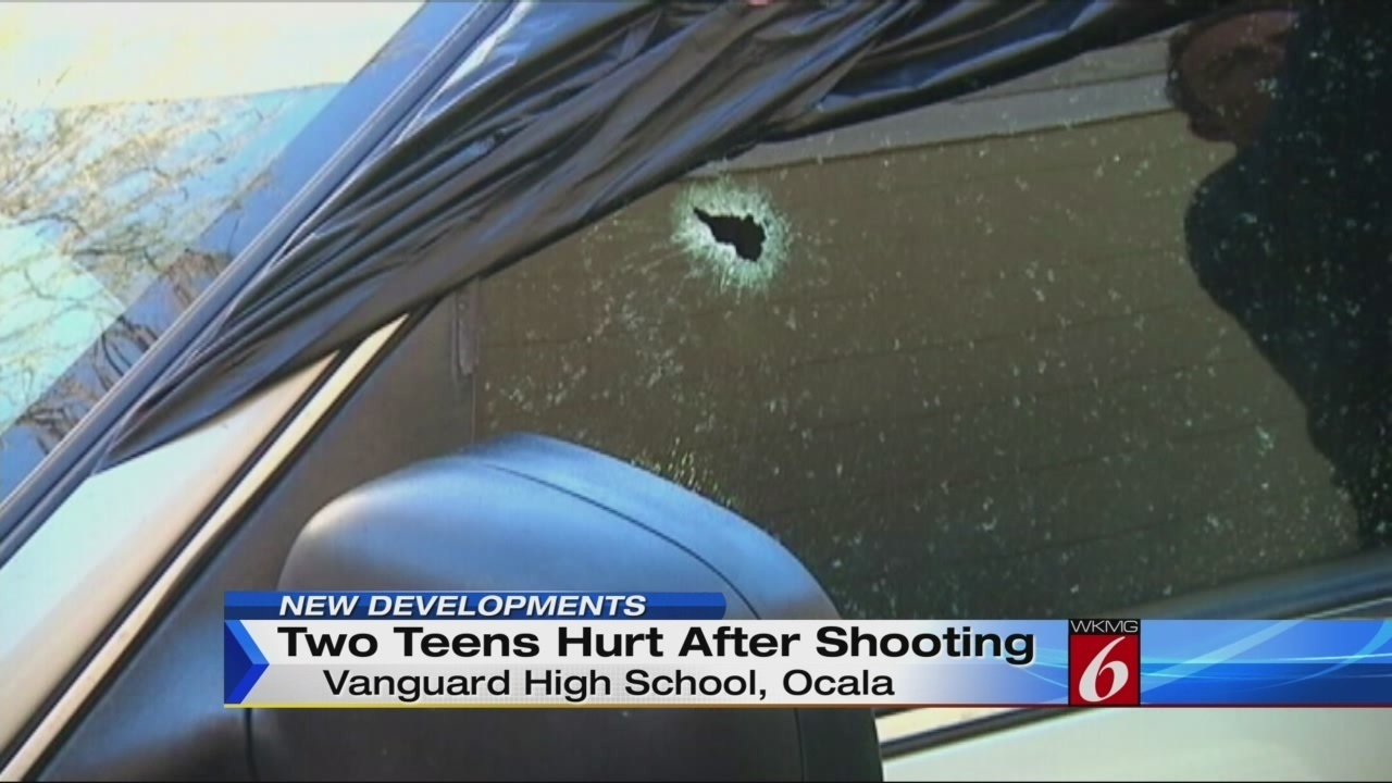 Girl, 14, shot in high school parking lot, Ocala police say