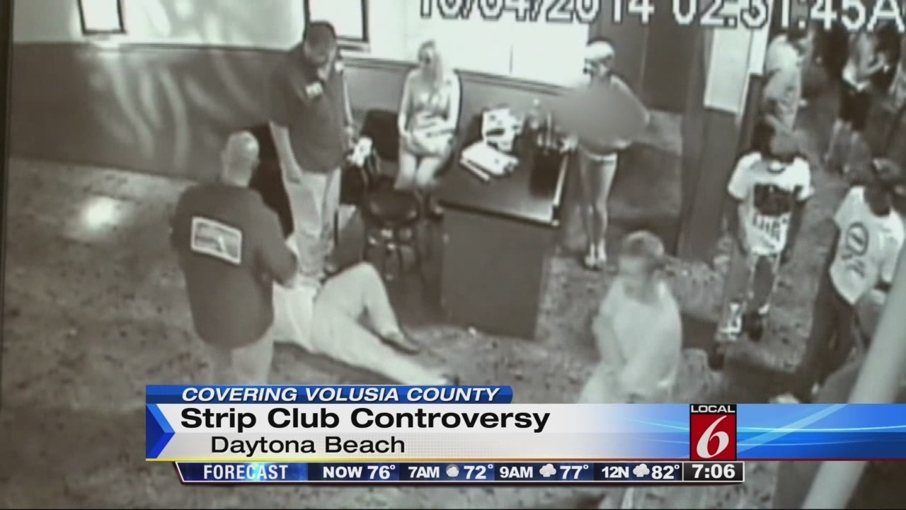 Opinion daytona beach strip clubs