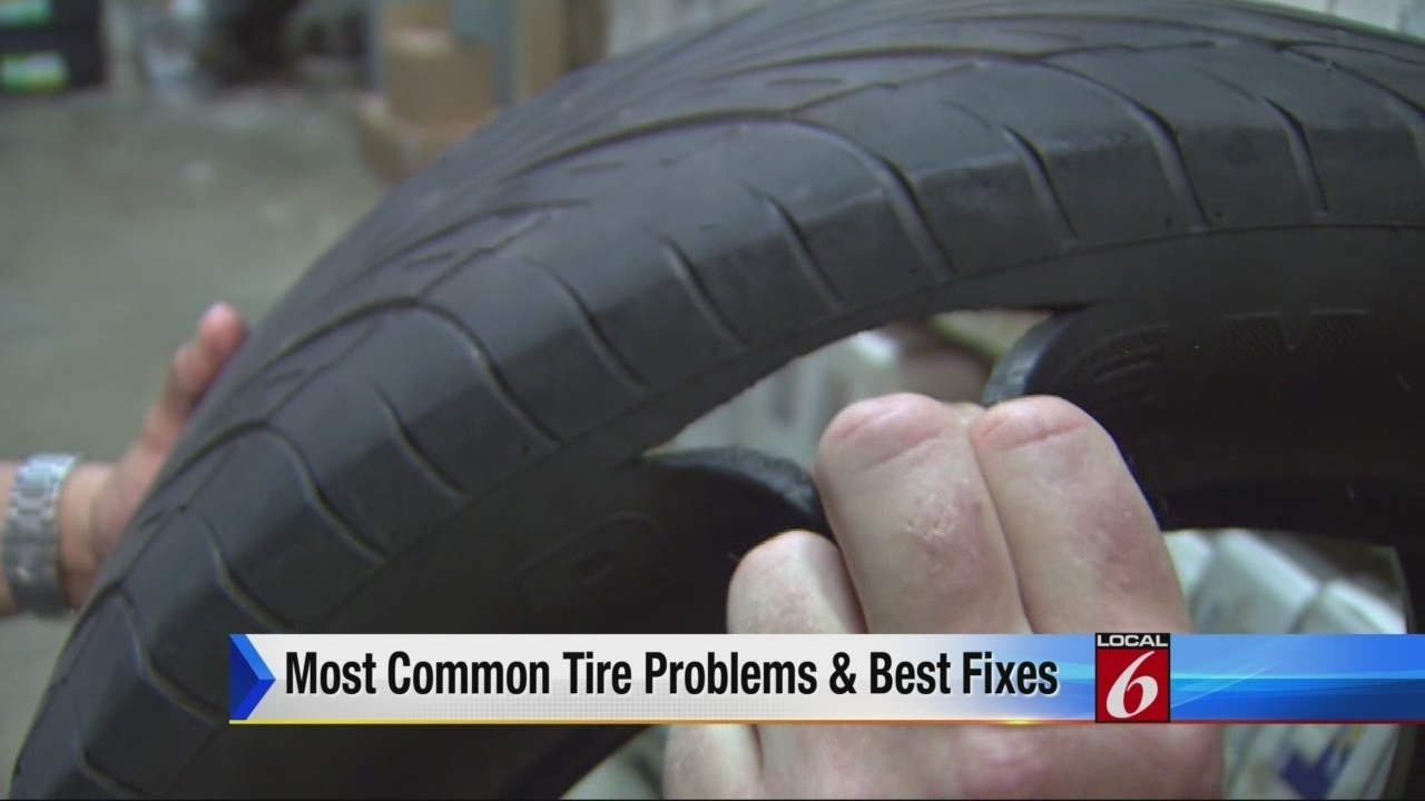 Air For Tires Near Me >> 5 most common tire troubles: Repair or replace?