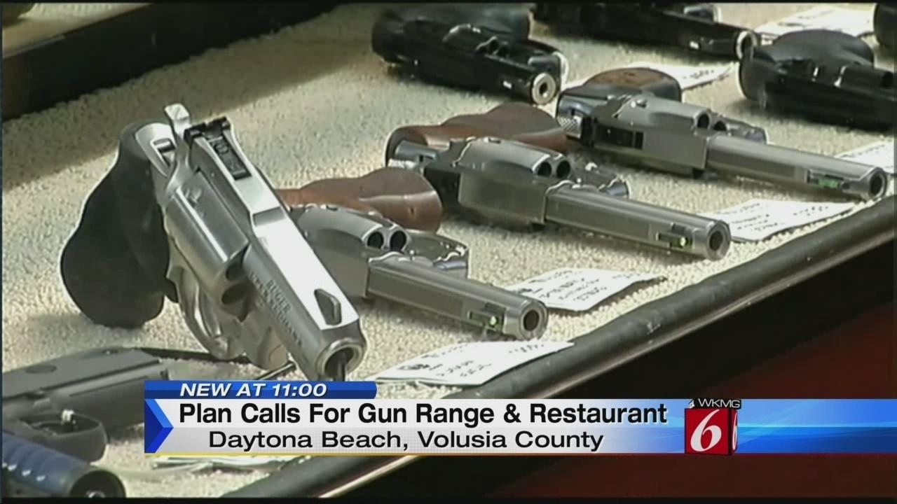 Daytona Beach New Gun Range