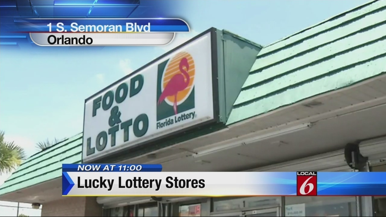 Best places to get lucky with the lottery