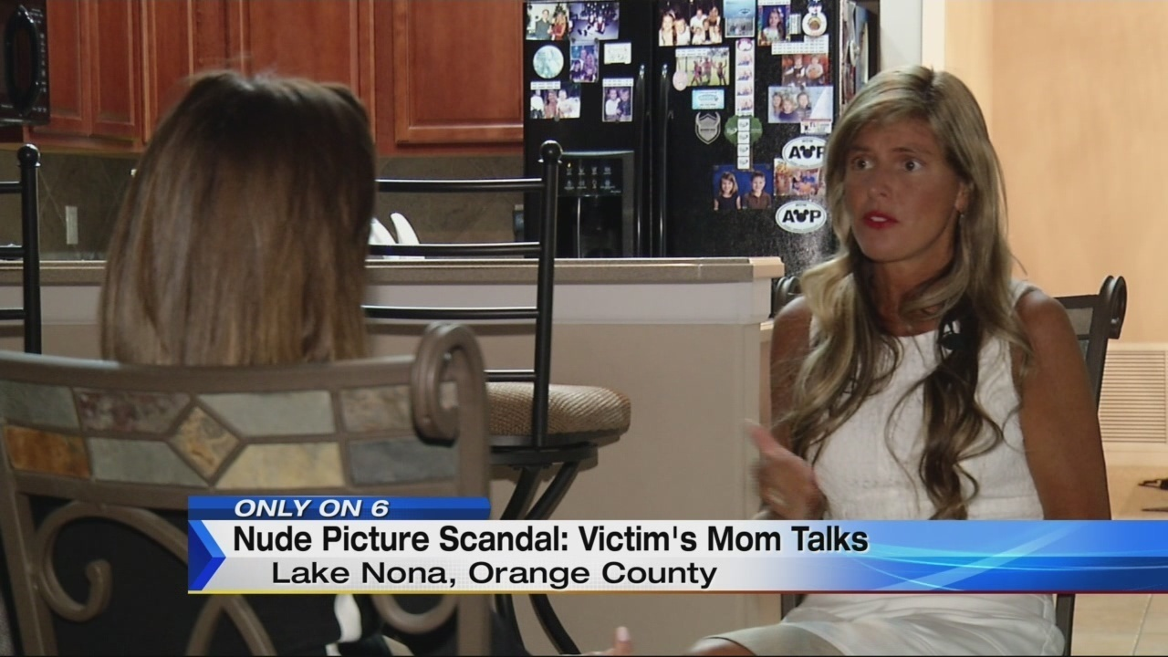 Mother Of Victim Of Lake Nona Hs Nude Picture Scandal Speaks-8373