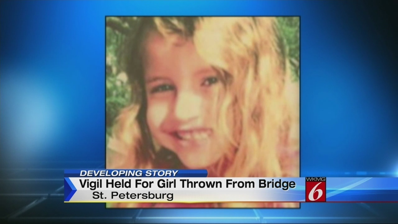 5 Year Old Thrown Off Bridge Remembered Death Sparks