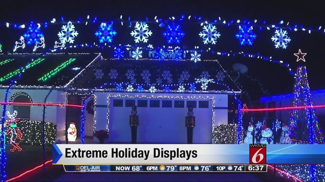 hobbyists light up central florida neighborhoods