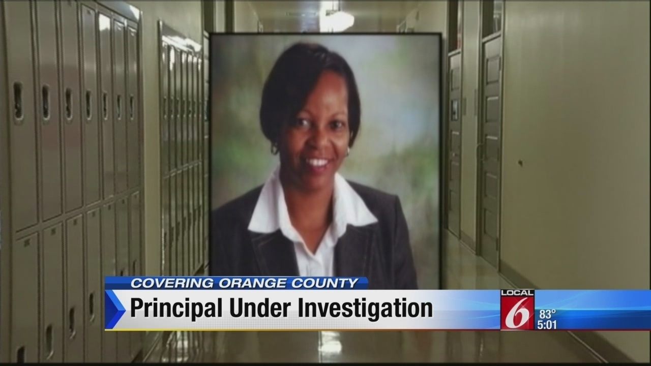 Principal Under Orange County Sheriff S Office Investigation