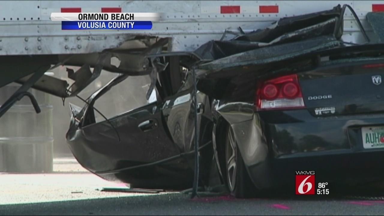 Orlando Car Crash November