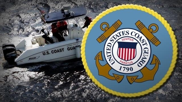 Boater safe after making distress call during storm, Coast Guard says