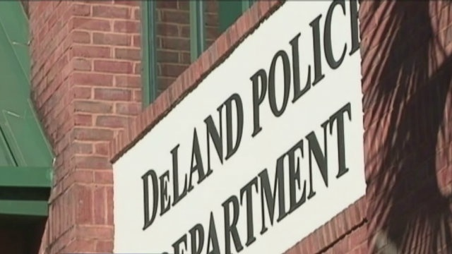DeLand officer lied about going to crime scene, report says