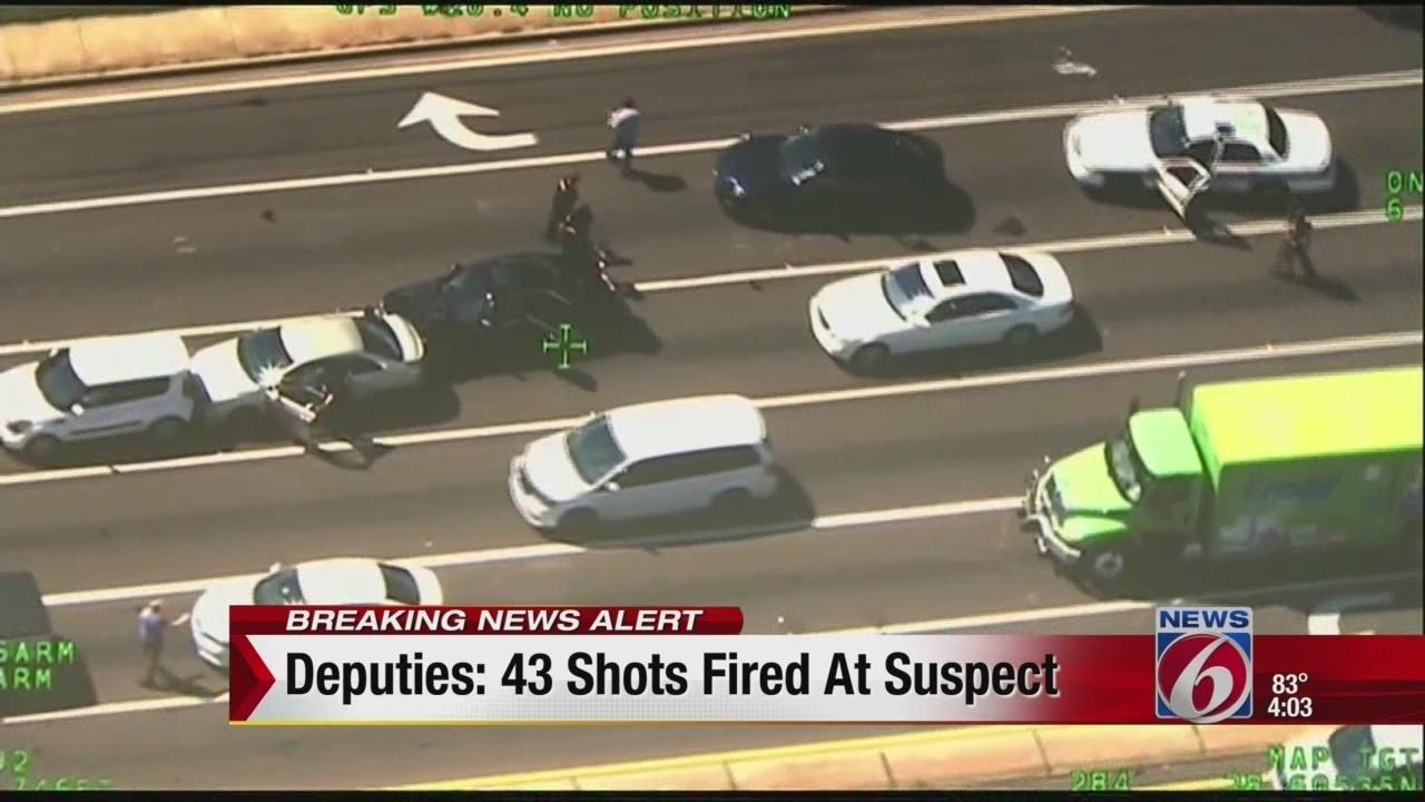 Burglary Suspect Accused Shooting Seminole County – Dibujos Para