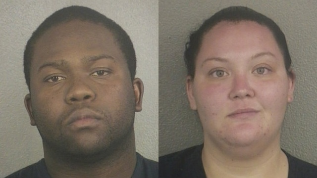 Couple arrested after beating at Dunkin' Donuts in Lauderhill_21567322