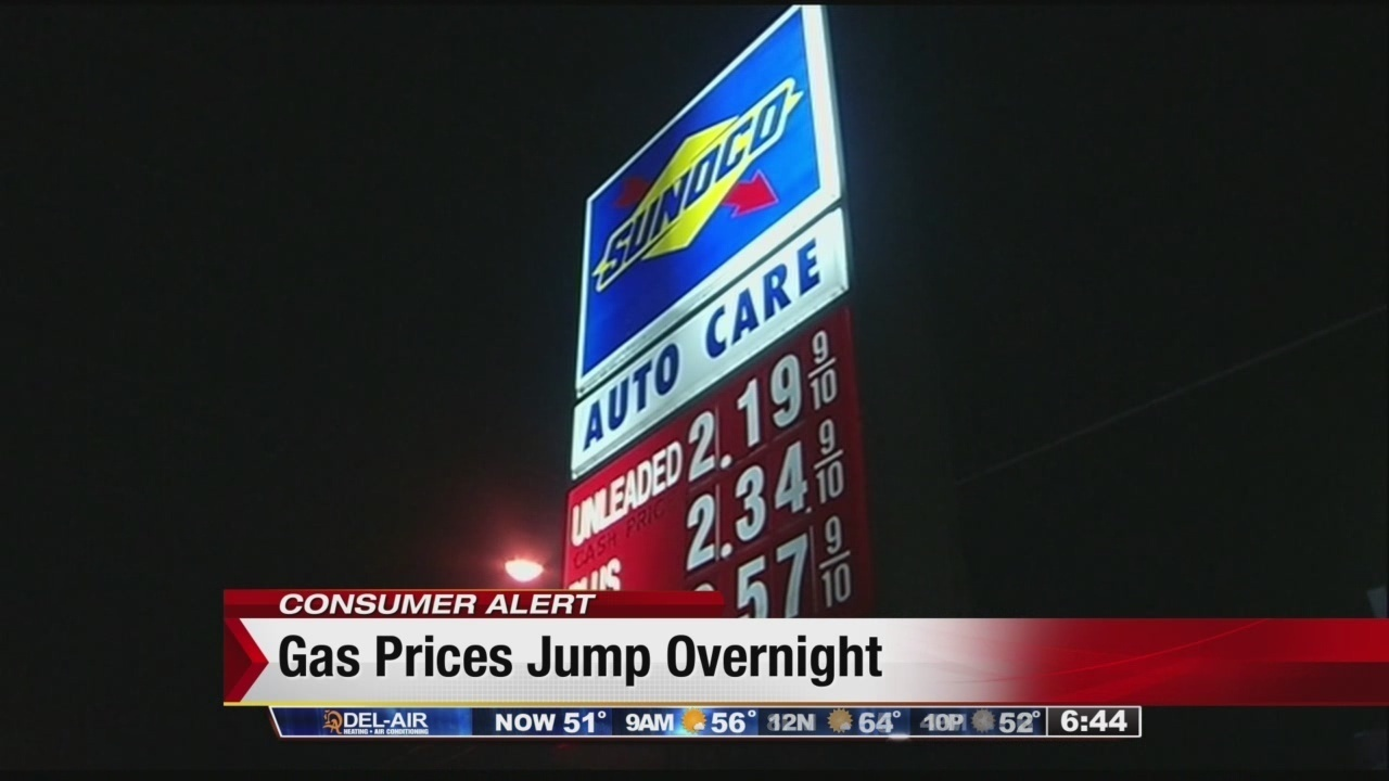 Circle K Gas Prices >> Gas prices jump in Central Florida