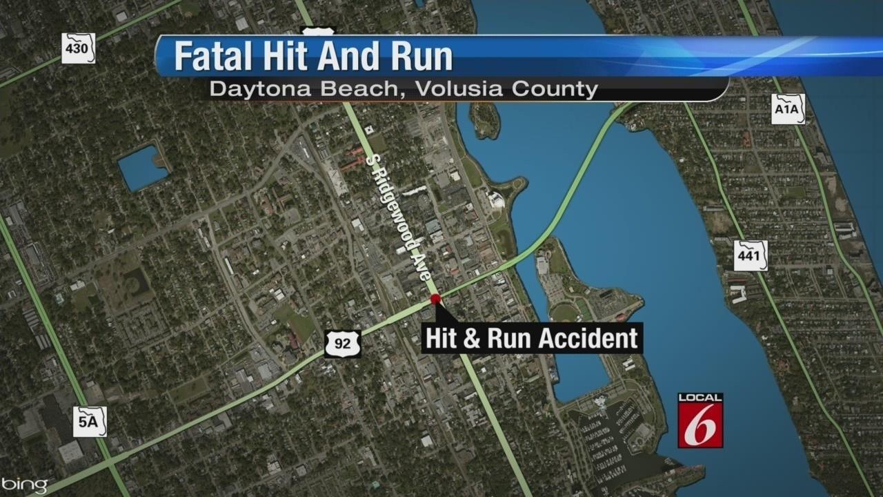 Daytona Beach Hit And Run