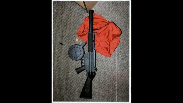 JAMES S GUN FLOOR