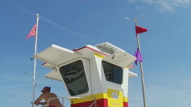 National Beach Safety Week: Know your beach hazards ahead of holiday weekend