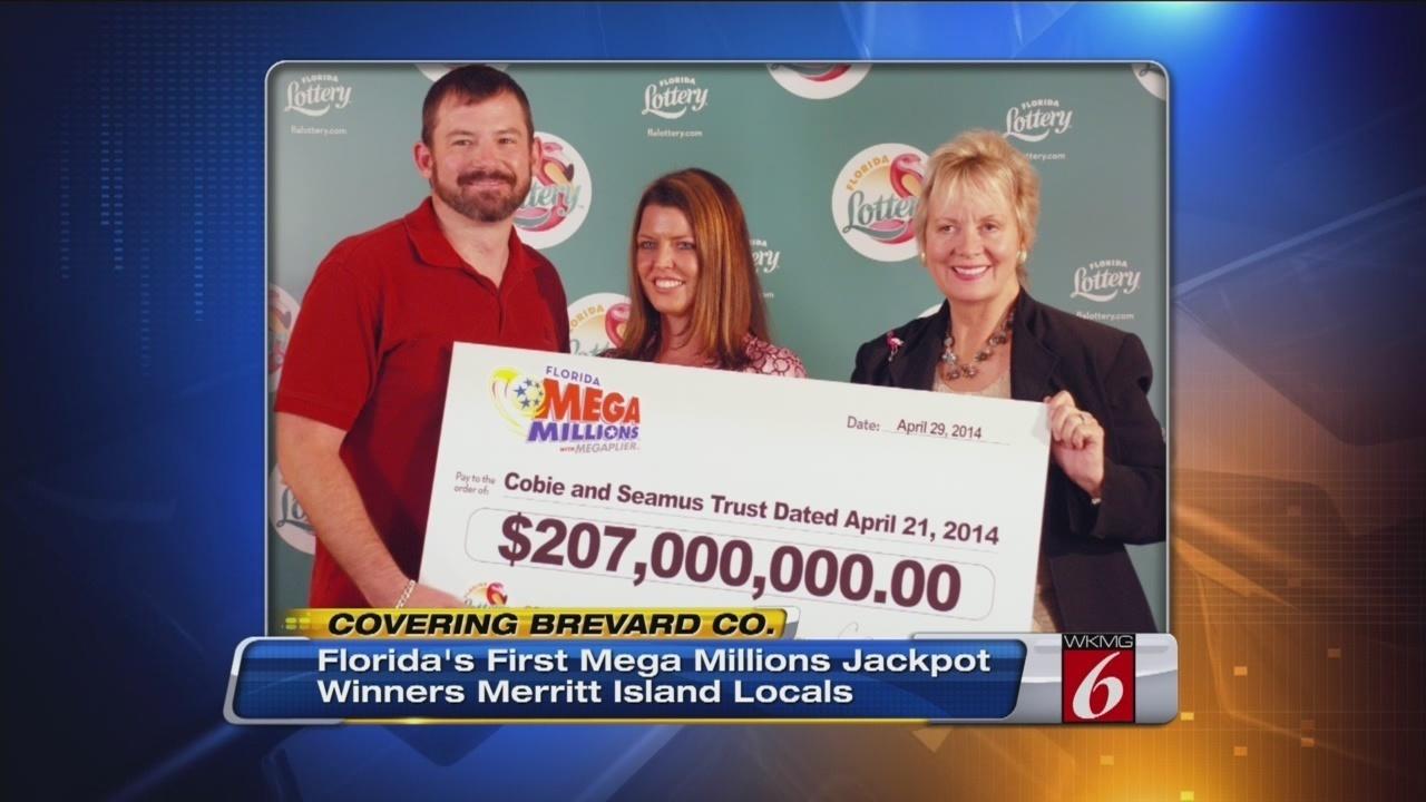 Mega Millions 3/23/21 winning numbers |