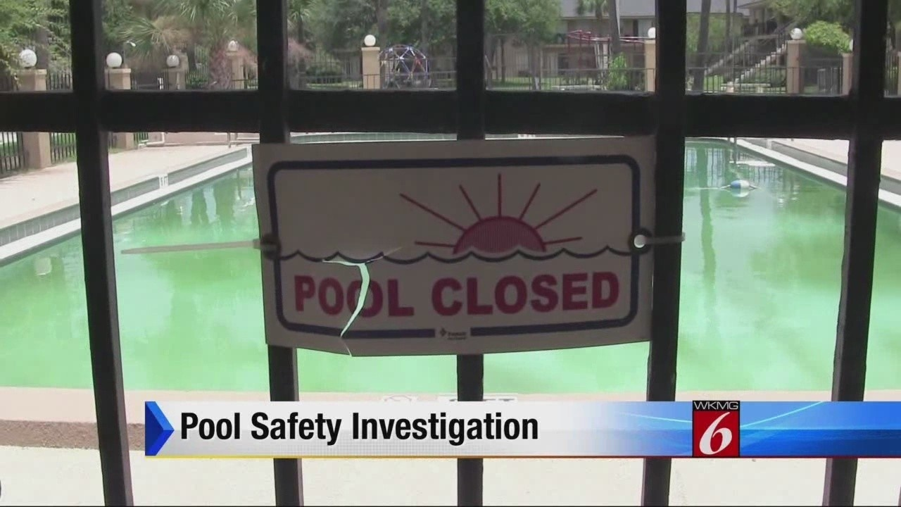 Many Public Pools Fail Inspections
