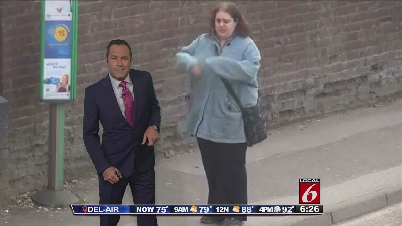 Local 6 Meteorologist Troy Bridges Busts A Move During