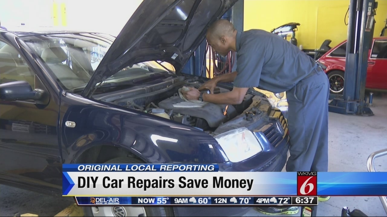 Diy car repair possible with kissimmee repair shop youtube help solutioingenieria Choice Image
