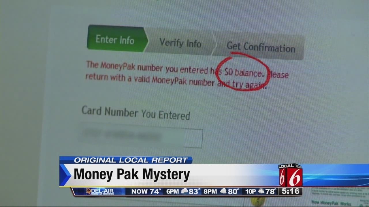 police green dot money pak hackers behind mystery