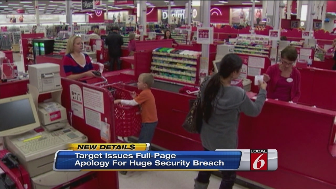 Target CEO apologizes in full-page advertisement
