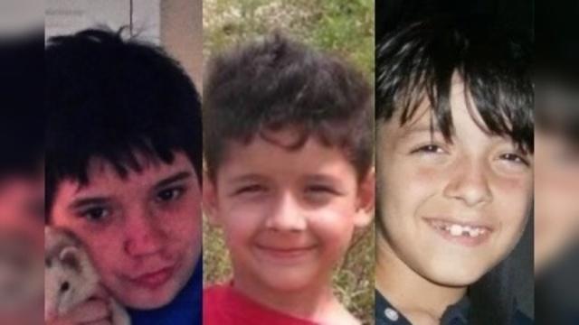 Missing children in Fla.