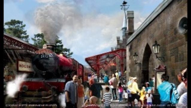 Wizarding World of Harry Potter, Hogwarts Express_24078100