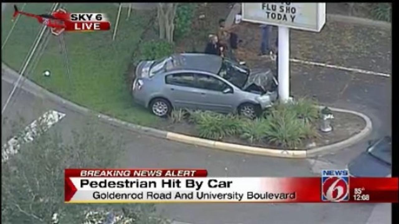 Orlando Car Crash News November