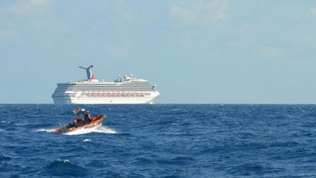 Search Launched After Man On Carnival Cruise Goes Overboard