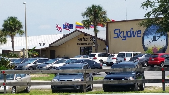 Skydiver injured in DeLand after getting tangled in trees