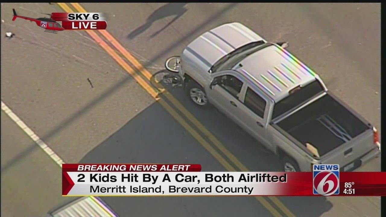 Car Accident New Smyrna Beach High School