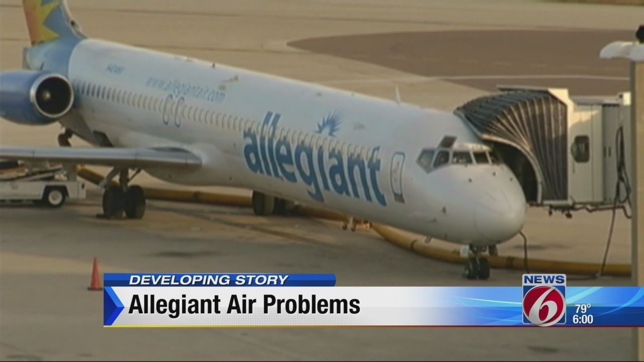 More Problems For Allegiant Airlines