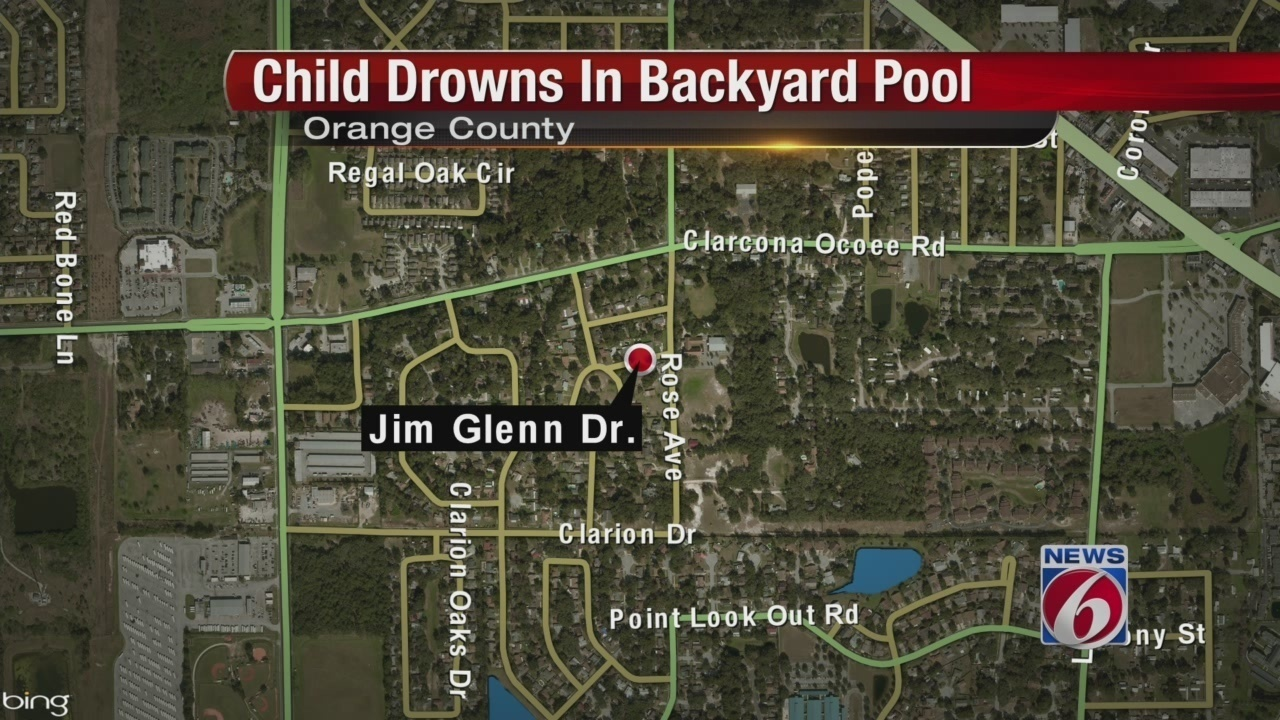 Child Pulled From Bottom Of Swimming Pool Orange County Fire