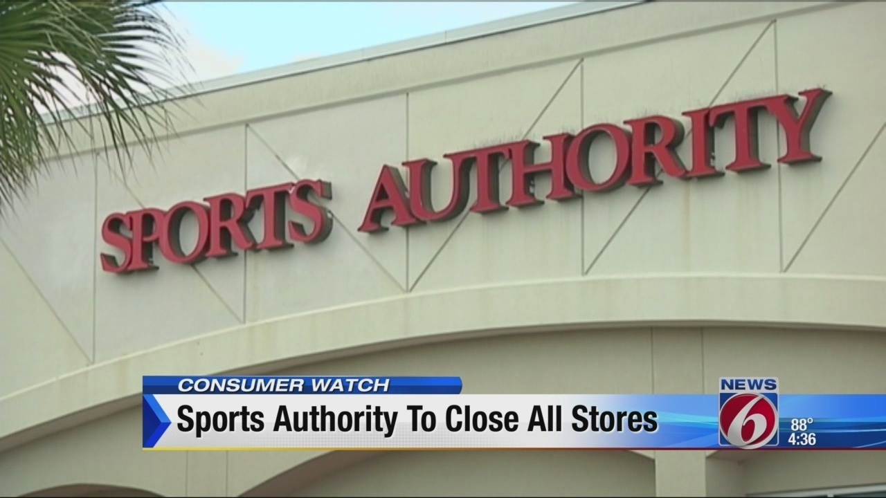 Customers Flock To Daytona Beach Sports Authority