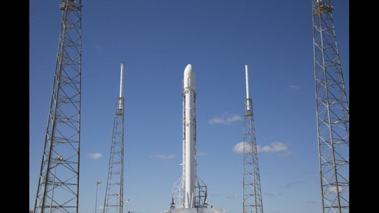 Forecast iffy for SpaceX launch attempt from Cape Canaveral