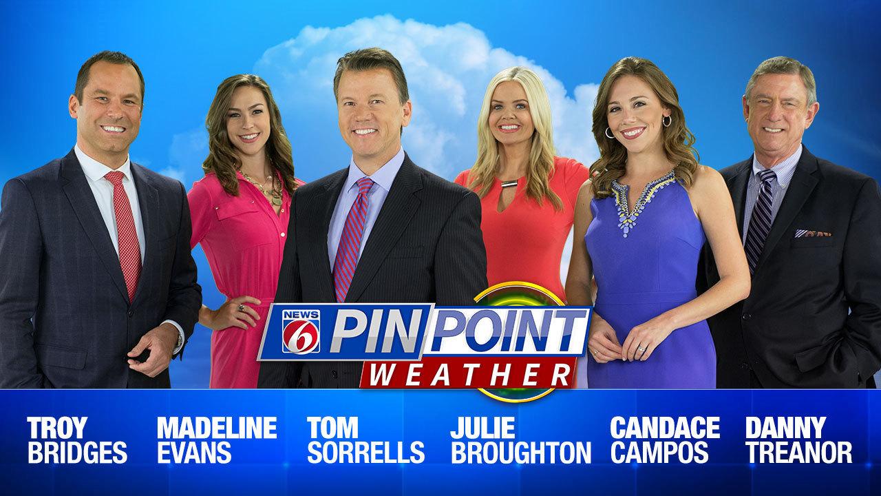 Florida News Cast Near New Smyrna Beach