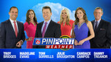 Follow our News 6 Meteorologists!