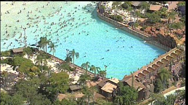 Ex-Disney World worker accused of stealing from water park