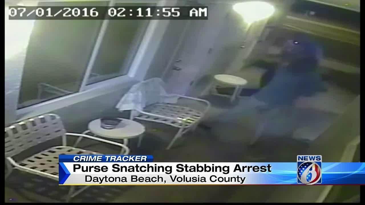Arrest Made In Daytona Beach Stabbing