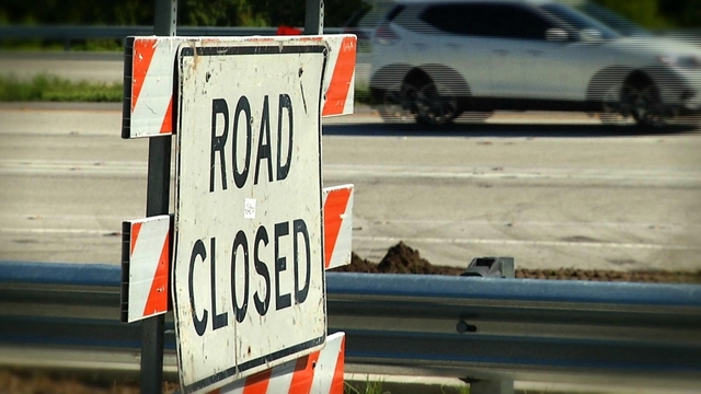 Section of Mills Avenue closed for months