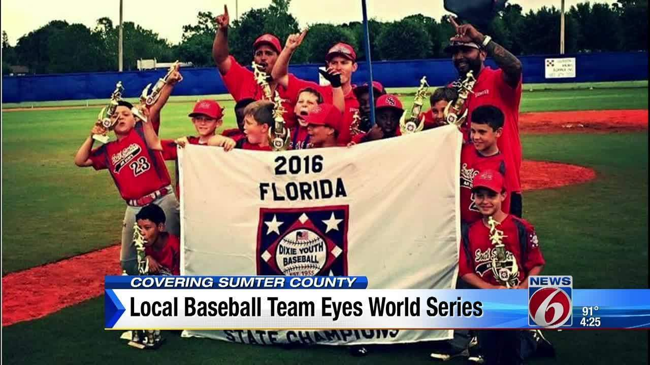 Local baseball teams eyes Dixie Youth World Series in Laurel,